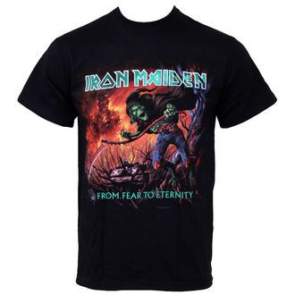 Herren T-Shirt Iron Maiden - From Fear To Eternity - EMI - IMTEE20MB