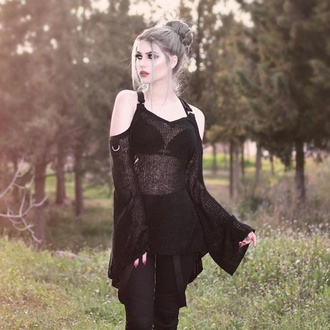 Damen Pullover Killstar - Live Wire - KSRA000926