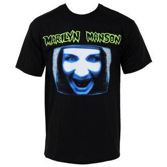 Herren T-Shirt Marilyn Manson - MMTV, BRAVADO, Marilyn Manson