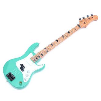 Gitarre Billy Sheehan - Mr. Big - Green Attitude Bass style, XS WOOD-ART, Mr. Big