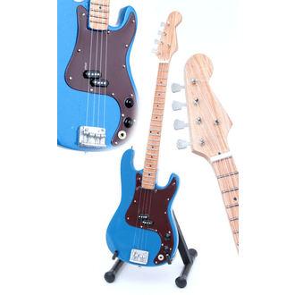 Gitarre Iron Maiden - Steve Harris - Bass Blue, XS WOOD-ART, Iron Maiden