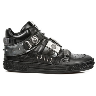 Schuhe NEW ROCK - ITALI NOMADA PULIIK ACERO PISA, NEW ROCK