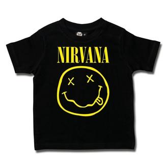 Kinder T-Shirt Nirvana - (Logo) - Metal-Kids, Metal-Kids, Nirvana