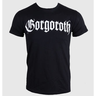 Herren T-Shirt   Gorgoroth - True Black Metall - PLASTIC HEAD, PLASTIC HEAD, Gorgoroth