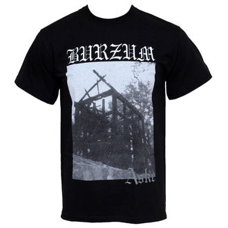 Herren T-Shirt Burzum - Aske - PLASTIC HEAD, PLASTIC HEAD, Burzum