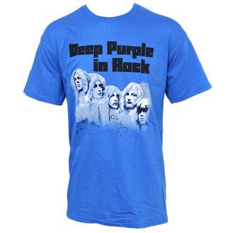 Herren T-Shirt Deep Purple - In Rock, PLASTIC HEAD, Deep Purple
