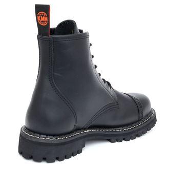 Lederstiefel/Boots KMM 6-Loch - Black, KMM