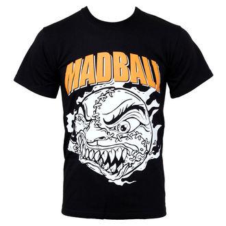 Herren T-Shirt Madball - Classic Ball - Black, Buckaneer, Madball