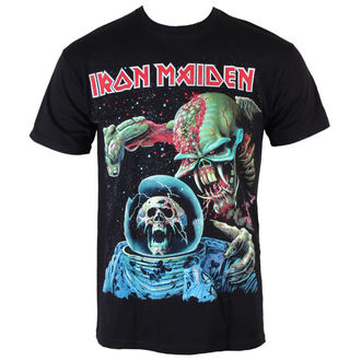 Herren T-Shirt Iron Maiden - Final Frontier - Album Tour - EMI - IMTEE17MB