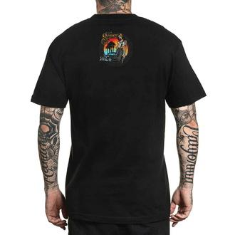 Herren T-Shirt SULLEN - VIVA LA RAZA - SCHWARZ, SULLEN
