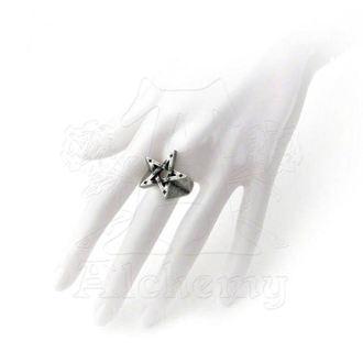 Ring Pentagration ALCHEMY GOTHIC - R175