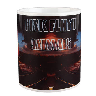 Keramiktasse  (Pott) Pink Floyd - Animals, ROCK OFF, Pink Floyd