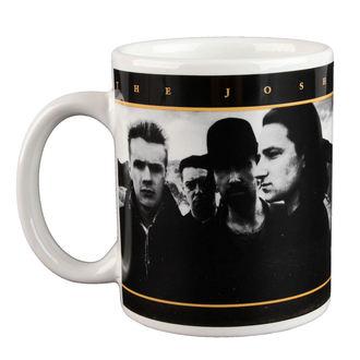 Keramiktasse  (Pott) U2 - The Joshua Tree, ROCK OFF, U2
