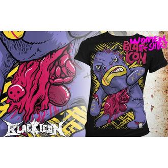 Damen T-Shirt  BLACK ICON - Bigmo, BLACK ICON