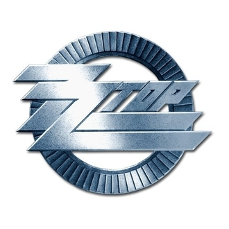 Anstecker ZZ Top - Circle Logo - ROCK OFF, ROCK OFF, ZZ-Top