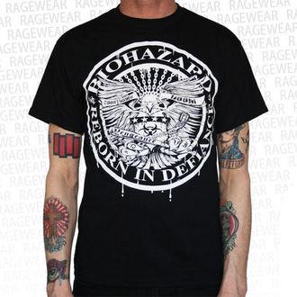 Herren T-Shirt Biohazard - Eagle - Black - RAGEWEAR, RAGEWEAR, Biohazard