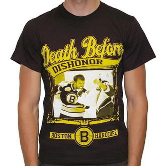Herren T-Shirt Death Before Dishnor - Bruins - RAGEWEAR, RAGEWEAR, Death Before Dishonor