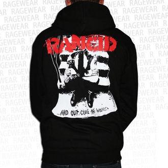 Herren Hoodie  Rancid - Wolves - RAGEWEAR, RAGEWEAR, Rancid