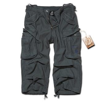 Herren Shorts   3/4 BRANDIT - Industry Vintage Anthracite - 2003/5
