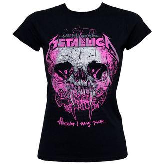 Damen T-Shirt Metalllica - Wherever I May Roam