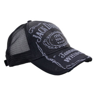 Cap Jack Daniels - Black Vintage, JACK DANIELS