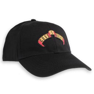 Kappe Cap Guns N' Roses - Logo - ROCK OFF, ROCK OFF, Guns N' Roses