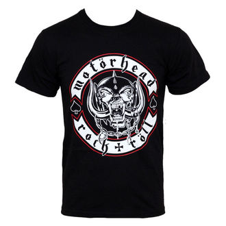 Herren T-Shirt Metal Motörhead - - ROCK OFF - MHEADTEE08MB