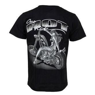 Herren T-Shirt HERO BUFF - One Ride, Hero Buff