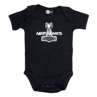 Baby Body  Amon Amarth - Hammer - Black, Metal-Kids, Amon Amarth
