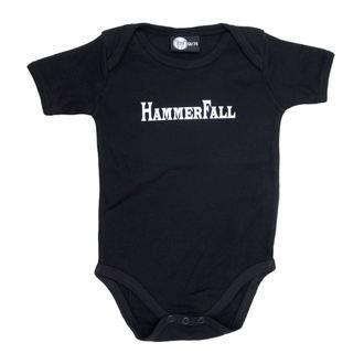Baby Body  Hammerfall - Logo - Black, Metal-Kids, Hammerfall