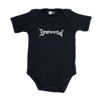 Baby Body  Immortal - Logo - Black, Metal-Kids, Immortal