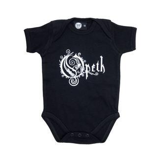 Baby Body  Opeth - Logo - Black, Metal-Kids, Opeth
