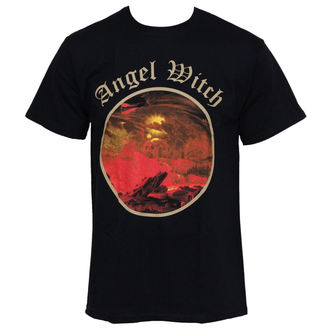 Herren T-Shirt Angel Witch - PLASTIC HEAD, PLASTIC HEAD, Angel Witch