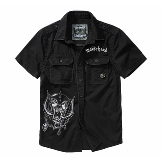 Herrenhemd BRANDIT - Motörhead, BRANDIT, Motörhead