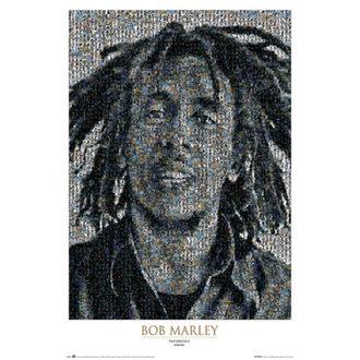 Posters Bob Marley - Mosaic II - GB Posters, GB posters, Bob Marley