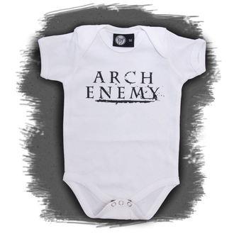 Baby Body  Arch Enemy - Logo - White, Metal-Kids, Arch Enemy