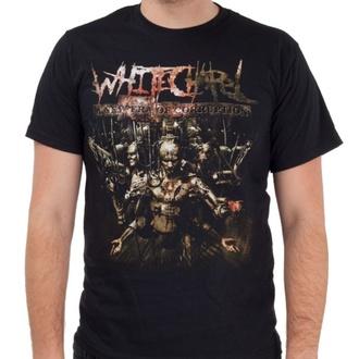 Herren T-Shirt Metal Whitechapel - A New Era Of Corruption - INDIEMERCH, INDIEMERCH, Whitechapel