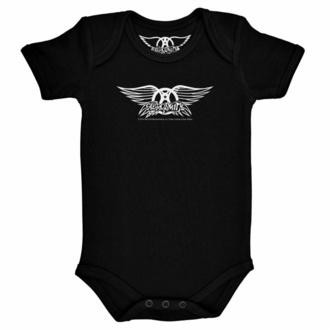Babybody Aerosmith - (Logo Flügel), Metal-Kids, Aerosmith