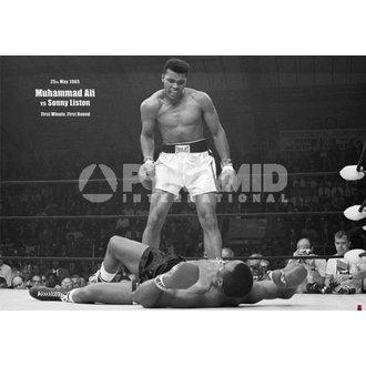 Poster Muhammad Ali Liston - Landscape - Pyramid Posters, PYRAMID POSTERS, Muhammad Ali