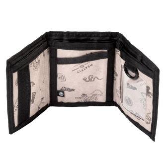 Geldbörse MEATFLY - LANCE - B - 1/26/55 - Stamps Beige, MEATFLY