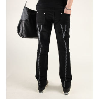 Damen Hose  3RDAND56th - Zip Back Skinny Jeans, 3RDAND56th