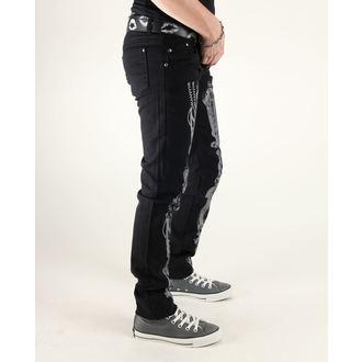 Damen Hose  3RDAND56th - Steam Punk Skinny Jeans, 3RDAND56th