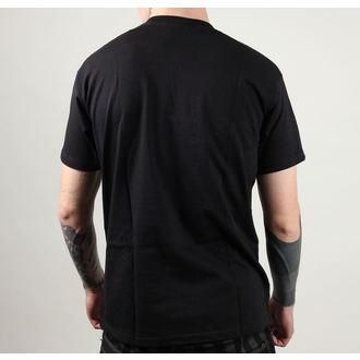Herren T-Shirt BLACK HEART - Skull Bitch - schwarz
