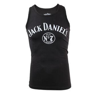 Damen Tanktop  Jack Daniel´s - Black - Bioworld, JACK DANIELS