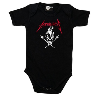 Baby Body Metallica - (Scary Guy) - Metal-Kids, Metal-Kids, Metallica