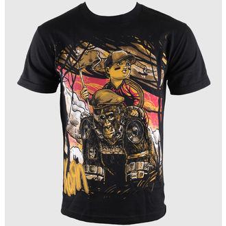 Herren T-Shirt Korn - Rilla - BRAVADO USA, BRAVADO, Korn