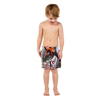 Kinder Schwimmhose/Shorts PROTEST - Sneak TD - Wahr Schwarz, PROTEST