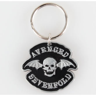 Schlüsselanhänger (Anhänger ) Avenged Sevenfold - Death Bat - RAZAMATAZ, RAZAMATAZ, Avenged Sevenfold