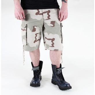 Herren Shorts   MIL-TEC - Paratrooper - Prewash Desert, MIL-TEC