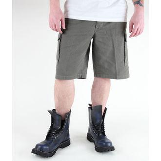Herren Shorts   MIL-TEC - BW Bermuda - Prewash Oliv, MIL-TEC
